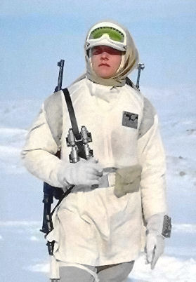 Hoth Trench Trooper